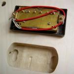 kit 335, detalle de la cavidad de las pastillas (puente).